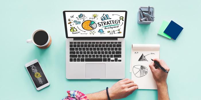 استراتژیست بازاریابی دیجیتال